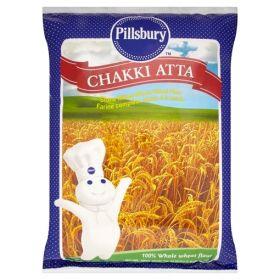 Pillsbury Whole Wheat Chakki Atta