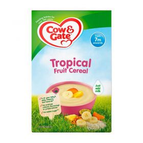 Cow & Gate Tropical Fruit 200g