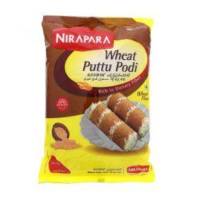 Nirapara Wheat Puttu Podi Powder 1 Kg