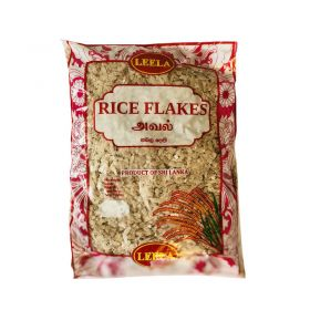 Leela Red Rice Flakes 500g ( Aval-Poha )