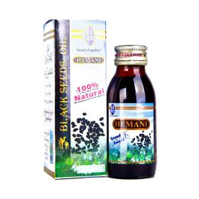 Hemani Black Seeds Oil Natural 125ml