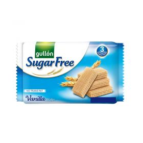 Gullon Sugar Free Vanila Wafers 210g