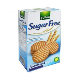 Gullon Sugar Free Short Bread Biscuits 330g