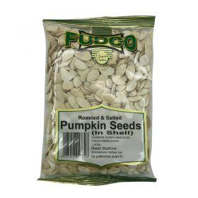 Fudco Roasted & Salted Pumpkin Seeds