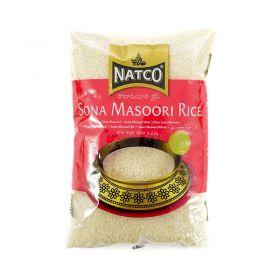 Natco Sona Masoori Rice 2 Kg
