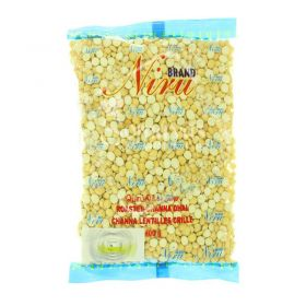 Niru Roasted Chana Dhall 400g