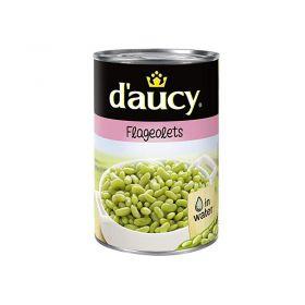 D'aucy Flageolet Beans 400g