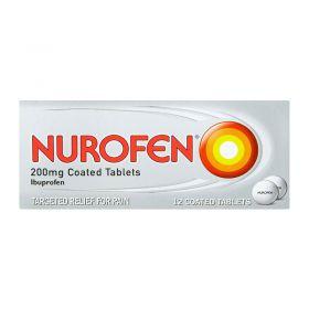 Nurofen Tablets Pack Of 8
