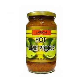 Larich Hot Lime Pickle 350g