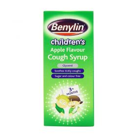Benylin Children's Apple Cough Syrup 125ml