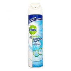 Dettol Anti Bacterial Bathroom Power Foam 600ml