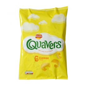 Quavers Cheese Flavour