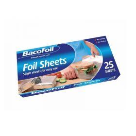 Baco Foil Sheets 25 Sheets