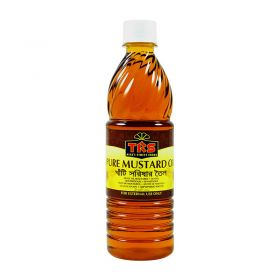 TRS Pure Mustard Oil
