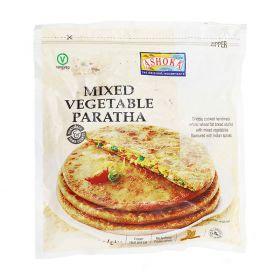Ashoka Frozen Mix Vegetable Paratha 400g