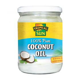 Tropical Sun Pure Coconut Oil 480ml