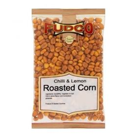 Fudco Toasted Corn Salted 400g