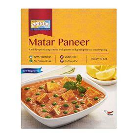 Ashoka Matar Paneer 280g