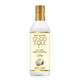 Coco Soul Cold Pressed Virgin Coconut Oil 1 Litre