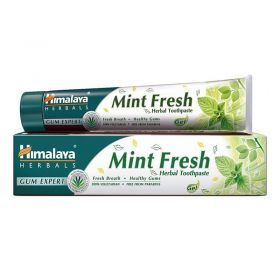Himalaya Mint Fresh Herbal Toothpaste 100 ml
