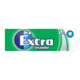 Wrigley's Extra Spearmint Chewing Gum 10 Pieces 14g