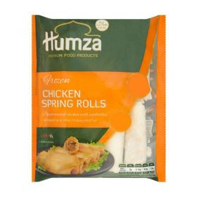Humza Chicken Spring Rolls 650g