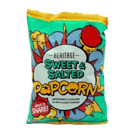 Heritage Sweet & Salted Popcorn 100g