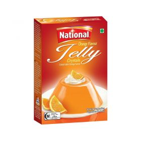 National Orange Jelly Crystals 80g