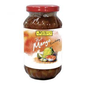 Mother's Hot Mango Chutney 340g
