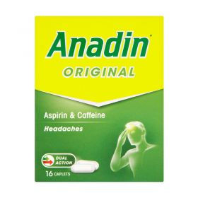 Anadin Original Tablets16 Caplets