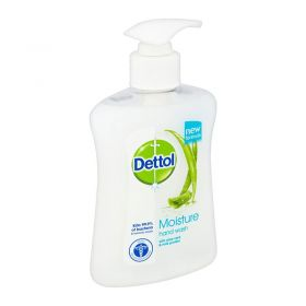 Dettol Hand Wash With Aloe Vera & Milk Protein 250ml