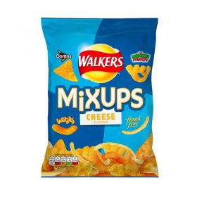 Walkers Mix Ups Cheese 120g