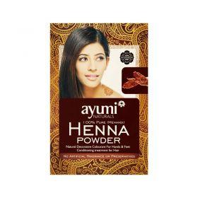 Ayumi Naturals Henna Powder, Chemical Free 200g