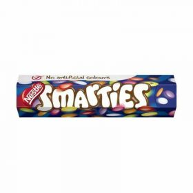 Smarties Hexatube 38g