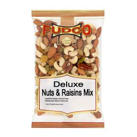 Fudco Deluxe Nuts Raisins Mix 700g