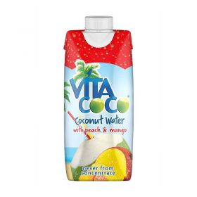 Vita Coco Coconut Water Peach & Mango 330ml