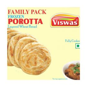 seelans / Diamond / Vishwas  Frozen Family pack Parotta 20 Pieces