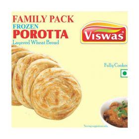 Viswas Frozen Parotta Family Pack 1.5 KG
