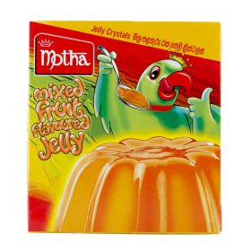 Motha Mixed Fruit Flavoured Jelly 100g