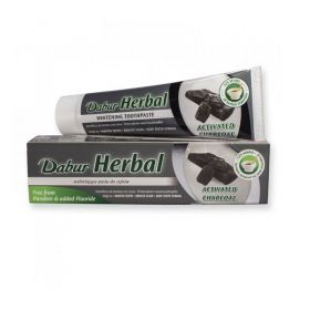 Dabur Herbal Charcoal Activated Toothpaste 100g