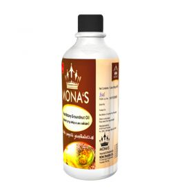 Mona's Pure Rotary Groundnut Oil 1 Litre