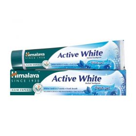 Himalaya Active White Toothpaste 75ml