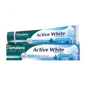 Himalaya Active White Toothpaste 75ml