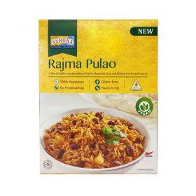 Ashoka Ready To Eat Rajma Pulao 280g