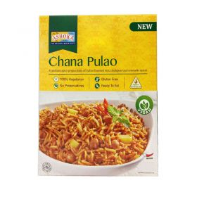 Ashoka Ready To Eat Chana Pulao 280g