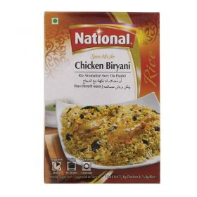 National Chicken Briyani 45g