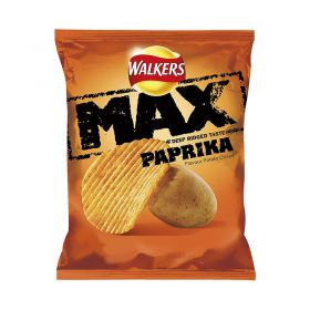 Walkers Max Paprika 75g