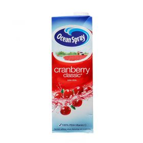 Ocean Spray Cranberry Classic 1 Litre