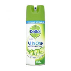 Dettol Disinfectant Spring Waterfall Spray 400ml