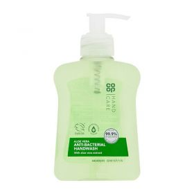 Co Op Aloe Vera Anti Bacterial Handwash 250ml